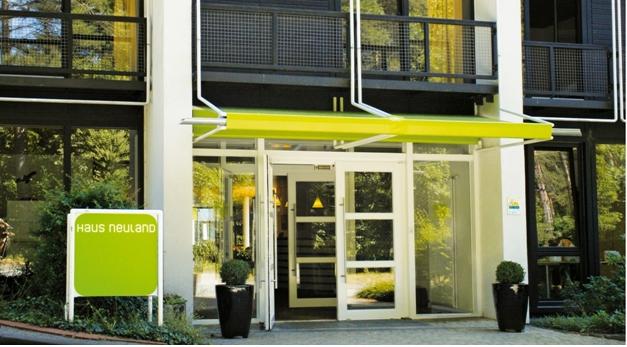 Haus Neuland Komfort im Grünen