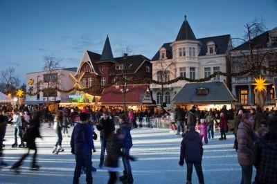 Zeit für Weihnachten in Bad Oeynhausen