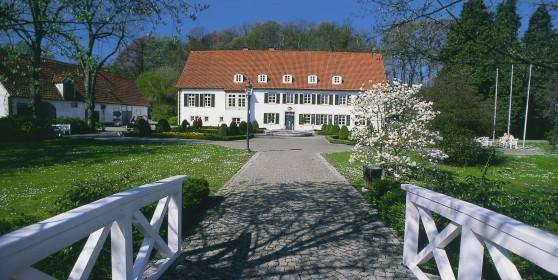 Haus Des Gastes Mit Kurpark In Bad Holzhausen